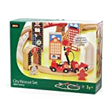 Brio Railway City Rescue Set
