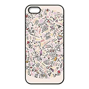 AZTEC pattern DIY Cover Case For Ipod Touch 5 Cover LMc-61262 at LaiMc