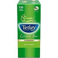 Tetley Green Tea, Refreshing, 100 Tea Bags