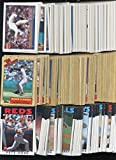 1987 1991 1986 Topps Baseball Card Complete Set Box Collection