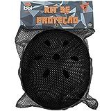 Kit Proteção com Capacete Para Skateboard (g) (P55) Bel Fix Pretog