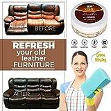 Lljin Multifunctional Leather Refurbishing Cleaner Cleaning Cream Repair Tool Cream