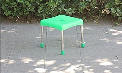 Y m imbottite colore moda plastica sgabello ikea tavolo panca