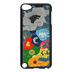 James-Bagg Phone case TV Show Game Of Thrones Protective Case FOR Ipod Touch 5 Style-7