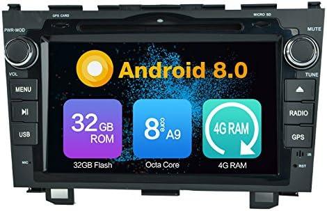 Octa Core 4 GB Ram Android 9.0 Auto DVD GPS Navegación Multimedia ...