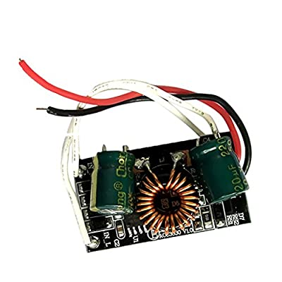 Dovewill High Power 8W-12W 300mA Constant Current LED Light Chip Driver Fit Supply