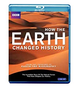 How the Earth Changed History [Blu-ray]