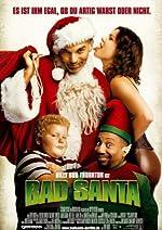 Filmcover Bad Santa