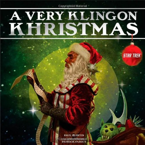 A Very Klingon Khristmas (Star Trek) pdf epub
