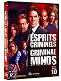 Criminal Minds - Staffel 10 - Langfassung [EU Import mit Deutscher Sprache] [5 DVD]