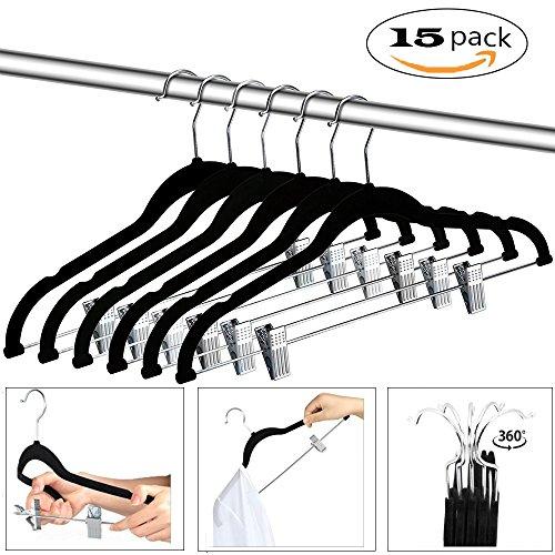 Strong hangers.