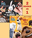 img - for Max & His Friends/Snowball & the Flushed Pets (Secret Life of Pets) (Pictureback(R)) book / textbook / text book