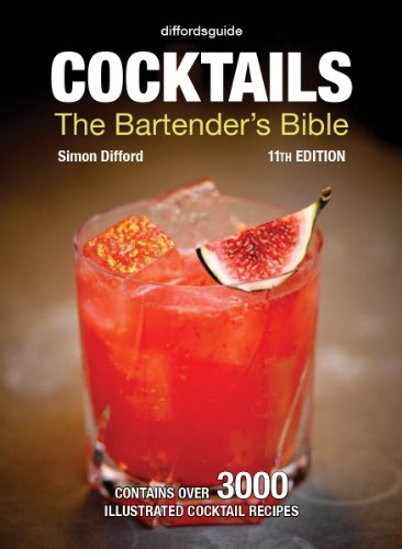 diffordsguide Cocktails: The Bartender's Bible - Malaysia Online Bookstore