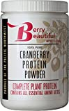 Cranberry Protein Powder – 1 lb. (454 g) – milled from US grown cranberry seed that is cold pressed by Berry Beautiful – for active women, vegans, vegetarians Review