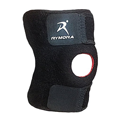 Rymora Open Patella Knee Brace Support (L-XL)
