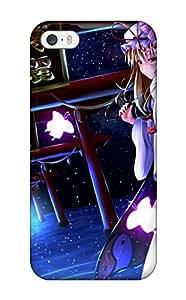 touhou animal blondebutterfly yakumo yukari Anime Pop Culture Hard Plastic iPhone 5/5s cases 7880140K514506054
