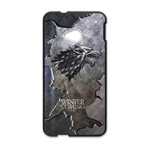 HWGL game of thrones duvar Phone Case for HTC One M7