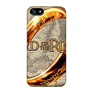 InesWeldon Iphone 5/5s Durable Cell-phone Hard Covers Allow Personal Design Lifelike Lord Of The Rings Series [mgO13454zoEj]