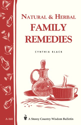 Natural & Herbal Family Remedies: Storey