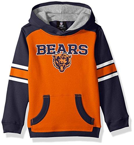 youth bears football jersey - 4