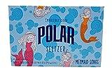 Polar Seltzer Impossibly Good Mermaid Song 6 pk 8 oz. cans.