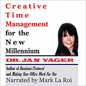 Creative Time Management for the New Millennium Audiobook