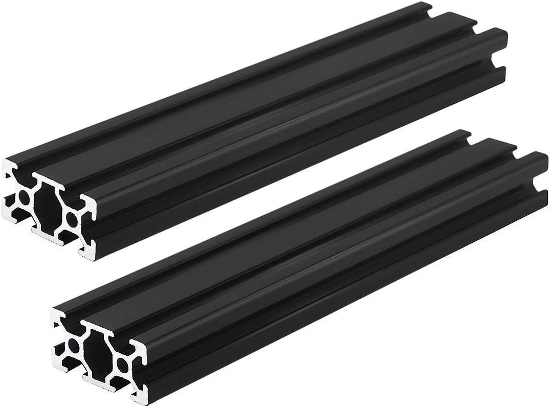 1pc 2020 350mm CNC 3D Printer Parts European Standard Anodized V-Slot Linear Rail Aluminum Profile Extrusion for DIY 3D printer