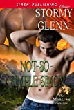 Not-So-Simple Simon [Aberdeen Pack 4] (Siren Publishing Classic ManLove)