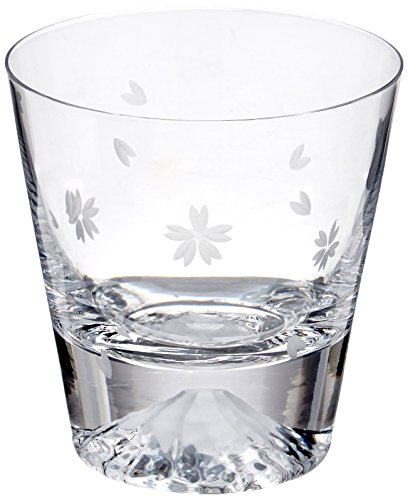 (Fujisan Rock Glass Sakura-Fuji TG16-015-RS (Sakura))