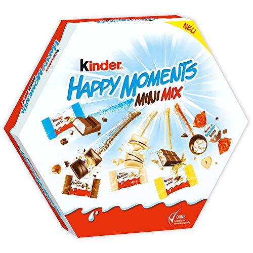 Kinder Calendario Avvento 2020.Kinder Happy Moments Mini Mix 2 X 162g