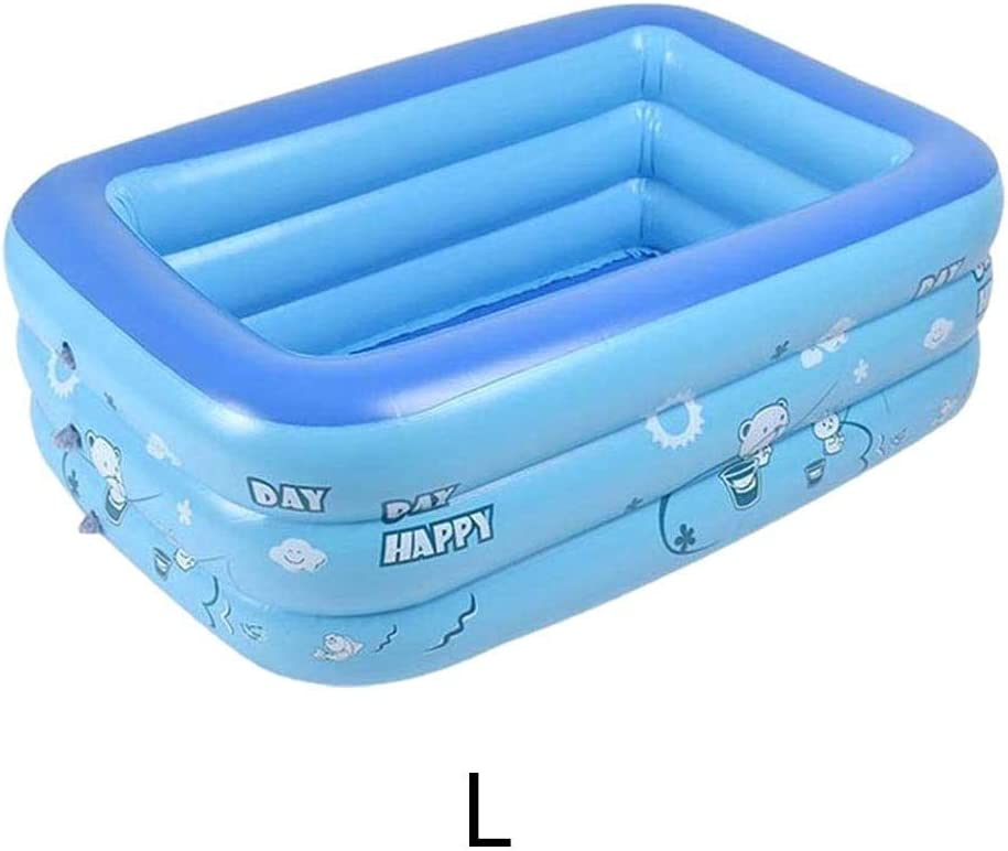 Children - Piscina hinchable para bebé, color azul: Amazon.es: Salud y cuidado personal