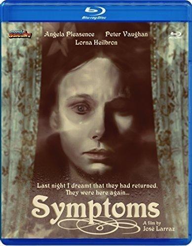 Blu-ray : Symptoms (Blu-ray)