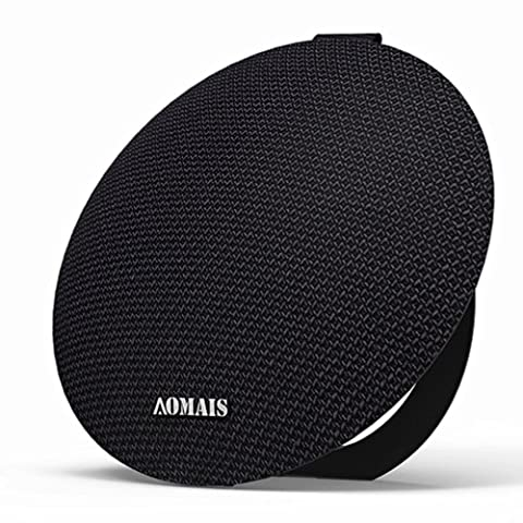 AOMAIS Ball Bluetooth Speakers,Wireless Portable Bluetooth 4.2 ,15W Superior Sound with DSP,Stereo Pairing for Surround Sound,Waterproof Rating IPX7,For (Ultimate Android Smartphone)