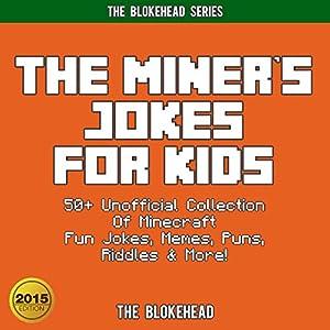 The Miner's Jokes for Kids Audiobook
