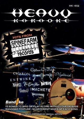 Heavy Karaoke : Hits From Spinefarm Records