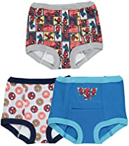 Marvel unisex-baby Spiderman Training Pants Baby and Toddler Training Underwear