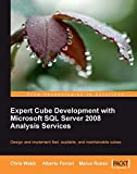 img - for Expert Cube Development with Microsoft SQL Server 2008 Analysis Services book / textbook / text book