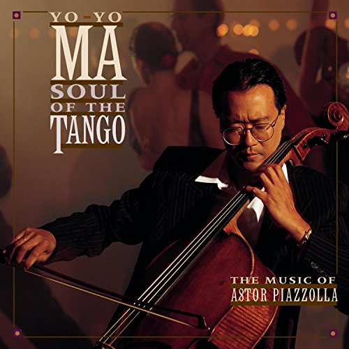 Cover of Soul of the Tango: The Music of Astor Piazzolla