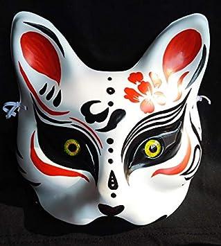 Festival Prom Hombre Lobo Matar Excelente Máscara De Zorro Máscara De Zorro Cerrado Ojos Mesa Juego Máscara Matando Máscara De Juego De Halloween Bola Juego Apoyos Blocked Fox 42: Amazon.es: Bricolaje y