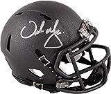 Urban Meyer Ohio State Buckeyes Autographed Riddell 2016 Alternate Speed Mini Helmet - Fanatics Authentic Certified