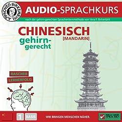 Chinesisch gehirn-gerecht: 1 Basis (Birkenbihl Sprachen)