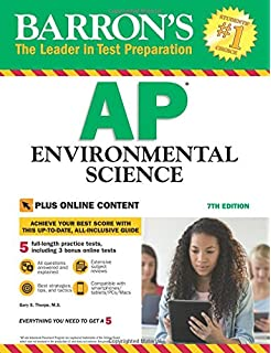 Cliffsnotes ap environmental science cliffs ap jennifer sutton barrons ap environmental science 7th edition with bonus online tests fandeluxe Image collections