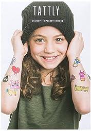 Tattly Temporary Tattoos Happy Doodles Set, 1 Ounce
