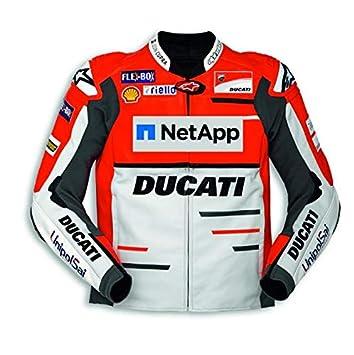 Ducati Alpinestars Réplica Moto GP Ducati Team 18 Chaqueta ...