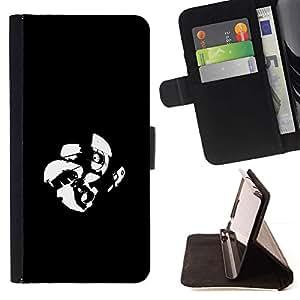 Momo Phone Case / Flip Funda de Cuero Case Cover - Laboratorio de Apertura;;;;;;;; - Sony Xperia Z1 Compact D5503
