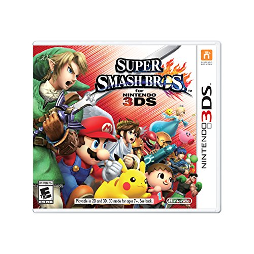 nintendo 3ds super smash bros - 2