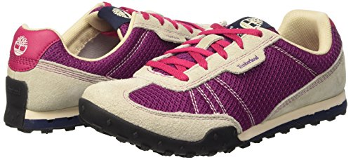 Women's Low Trainers Low Greeley Tan Timberland lite Magenta top UwZfAEx