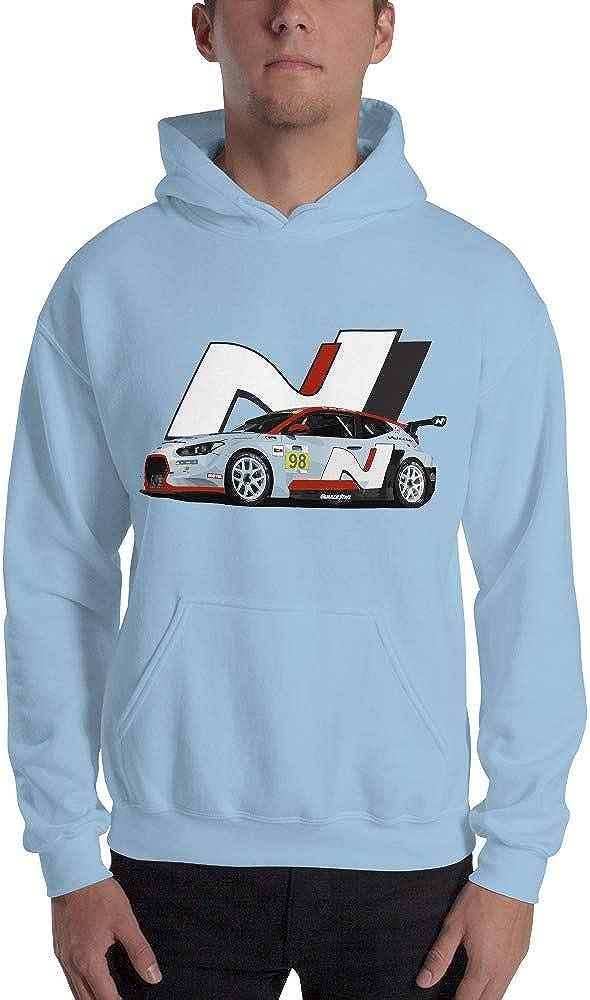 JG Infinite Veloster N TCR Race Car Unisex Hoodie