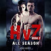 HvZ: All Season: M/M Gay Sports Shifter Romance Book 2 | Noah Harris