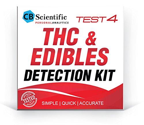 THC/EDIBLES Detection KIT